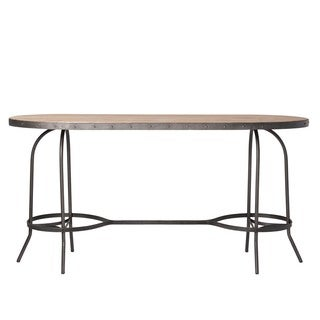 Aurelle Home Industrial Bar Table