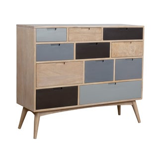 Crafted Home's Marley 11 Drawer Chest