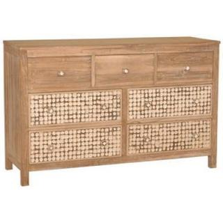 Crafted Home's Beasley 7 Drawers Chest