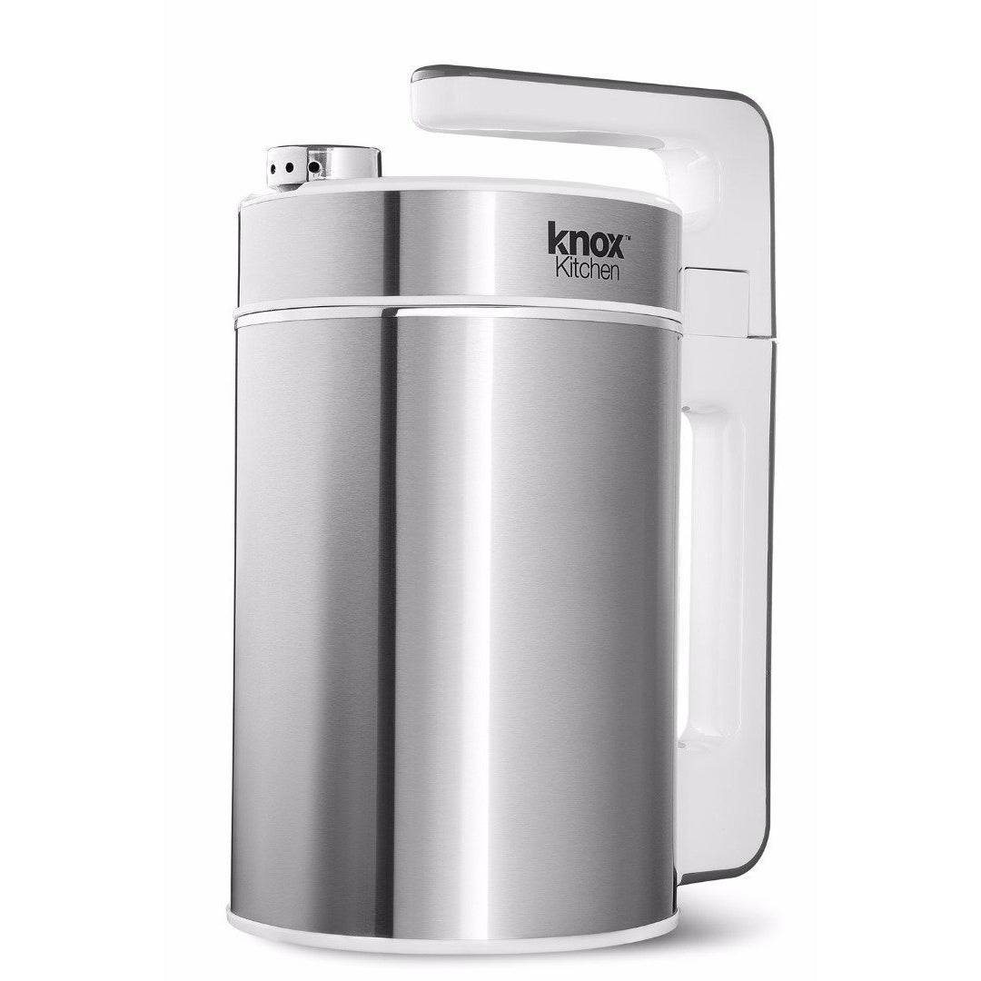 Knox 1.5-Liter Automatic Soy Milk & Soup Maker, Silver (P...