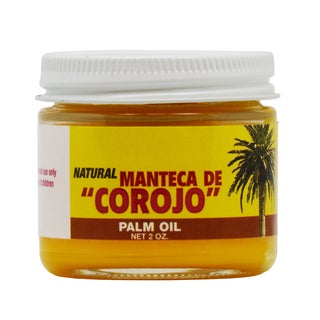 Manteca de Corojo 2-ounce Palm Oil