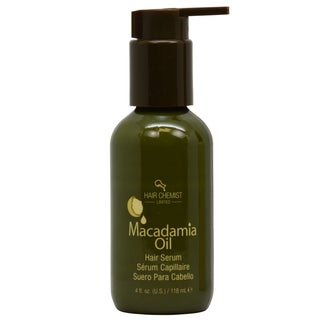 Hair Chemist Macadamia Oil 4-ounce Hair Serum