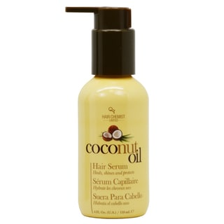 Hair Chemist Coconut Oil 4-ounce Hair Serum