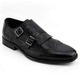 Xray Herzl Double Monk Strap Shoes