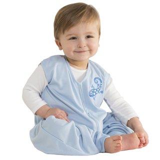 Halo Blue Polyester Lighweight Gecko Sleepsack