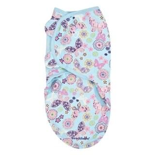 SwaddleMe Infant Multi-color Cotton Floral Summer Wrap