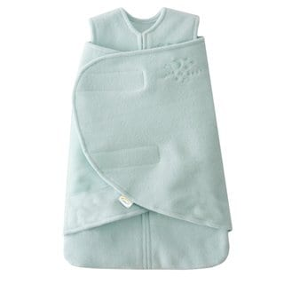 Halo SleepSack Mint Green Micro Fleece Wearable Blanket
