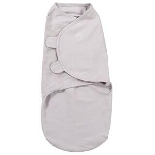 Summer Infant SwaddleMe Grey Cotton Large Blanket