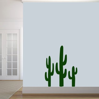 Cacti Set Vinyl Wall Decals