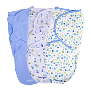 Summer Infant SwaddleMe Pooch Small Wrap Set (Pack of 3)