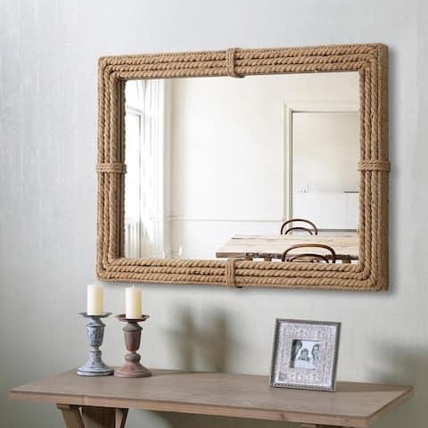 Lash Rectangular Wall Mirror