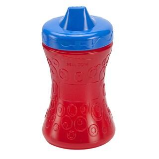 NUK Gerber Graduates Fun Grips Red Plastic 10-ounce Hard-spout Cup