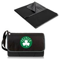 Picnic Time Boston Celtics Black Blanket Tote