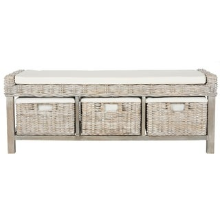 Safavieh Kobutsu White Coffee Table