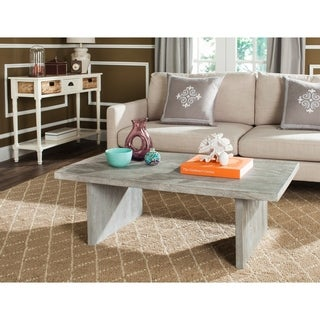 Safavieh Senjo Grey Coffee Table