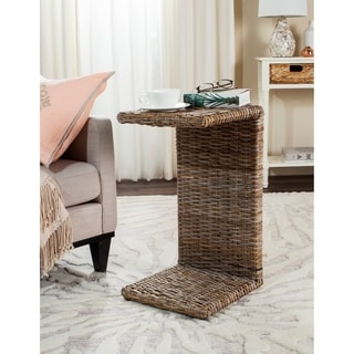 Safavieh Cai Grey End Table