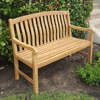Cambridge Casual Sherwood Teak 4ft Bench
