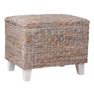 Crafted Home's Callen Ottoman