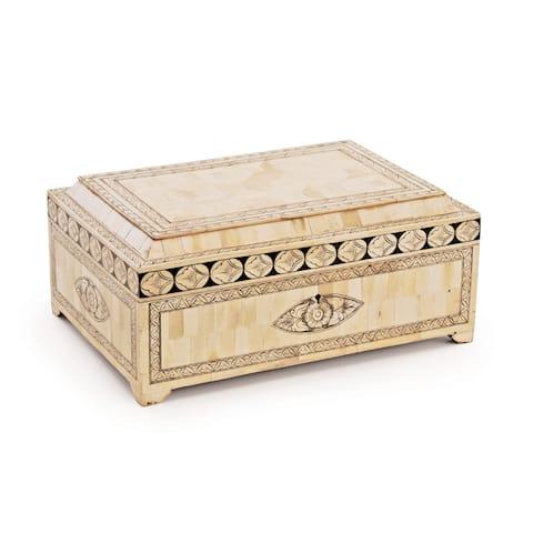 Natural Rectangular Decorative Box