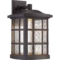 Quoize Coastal Armour Stonington LED Indoor/Outdoor Wall Light