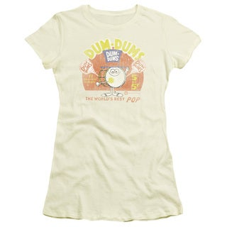 Dum Dums/Best Pop Junior Sheer in Cream