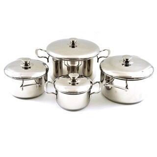 Nature Home Decor Rainbow Elite Collection 8-Piece Casserole Set