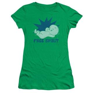 Casper/Free Spirit Junior Sheer in Kelly Green