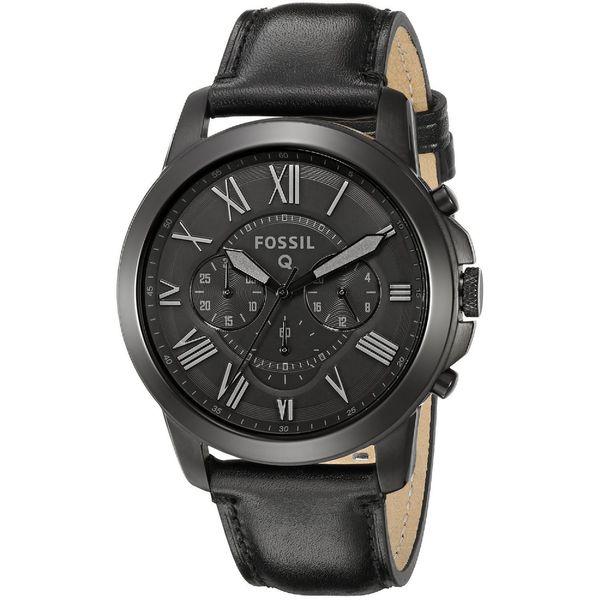 Shop Fossil Men S Ftw10011 Q Grant Smartwatch Led