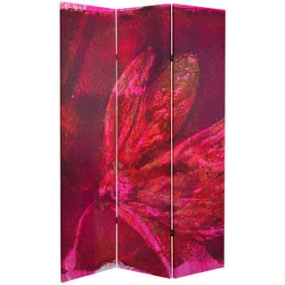 Handmade 6' Canvas Desire Room Divider