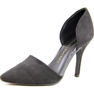 Chinese Laundry Women's Side Kick Black Classic High Heel