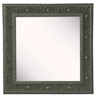 American Made Rayne Opulent Silver Square Mirror Sets