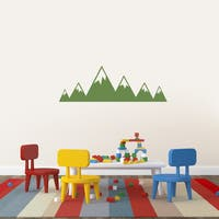 Mountains Vinyl Wall Decal