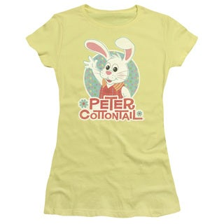 Here Comes Peter Cottontail/Peter Wave Junior Sheer in Banana