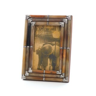 Vintage-style Duffy Nickel Picture Frame