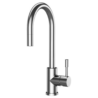 Amsterdam Stainless Steel Kitchen Faucet