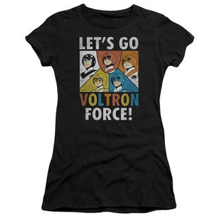 Voltron/Force Junior Sheer in Black