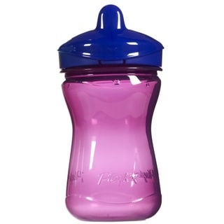 Playtex Anytime Purple and Blue 9-ounce Spill-proof BPA-free Spout Cup