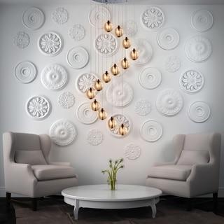Maxim Lighting Harmony Polished/Chrome Glass Multi-Light Pendant