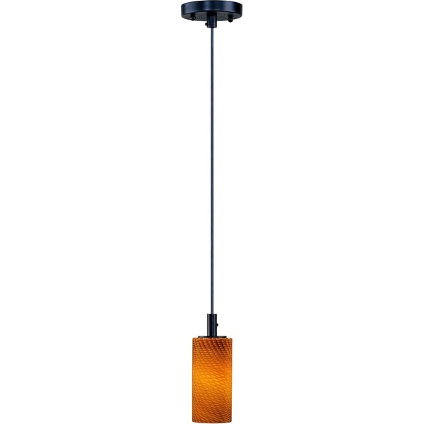 Carte Brown Metal Single Lighting Pendant