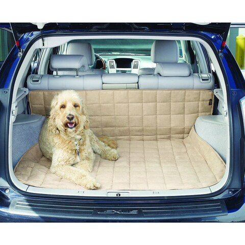 Sure Fit Soft Suede Waterproof Auto Cargo Cover