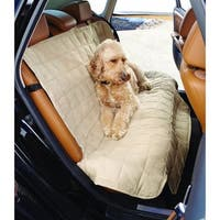Sure Fit Soft Suede Waterproof Deluxe Auto Bench Seat Cover