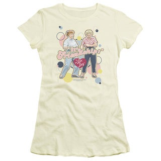 Lucy/Its Friendship Junior Sheer in Cream