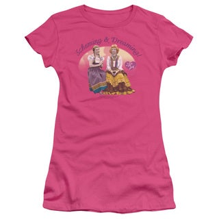Lucy/Scheming & Dreaming Junior Sheer in Hot Pink