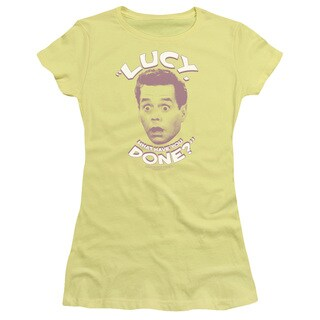 Lucy/What Have You Done Junior Sheer in Banana