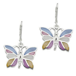 Haven Park Earrings With Butterfly Design