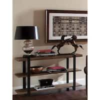 Carbon Loft Kenyon Natural Rustic Media/Console Table