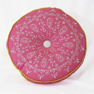 Dena Home Casablanca Round Decorative Throw Pillow