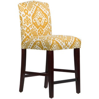 Skyline Furniture Safi Maize Arched Counter Stool