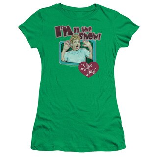 Lucy/Put Me in The Show Junior Sheer in Kelly Green
