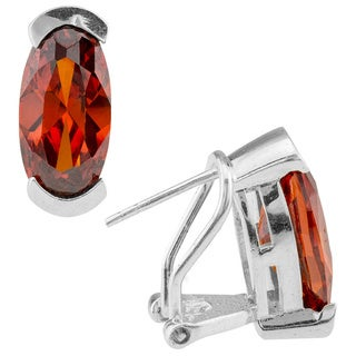 Haven Park Flaming Cubic Zirconia Earrings